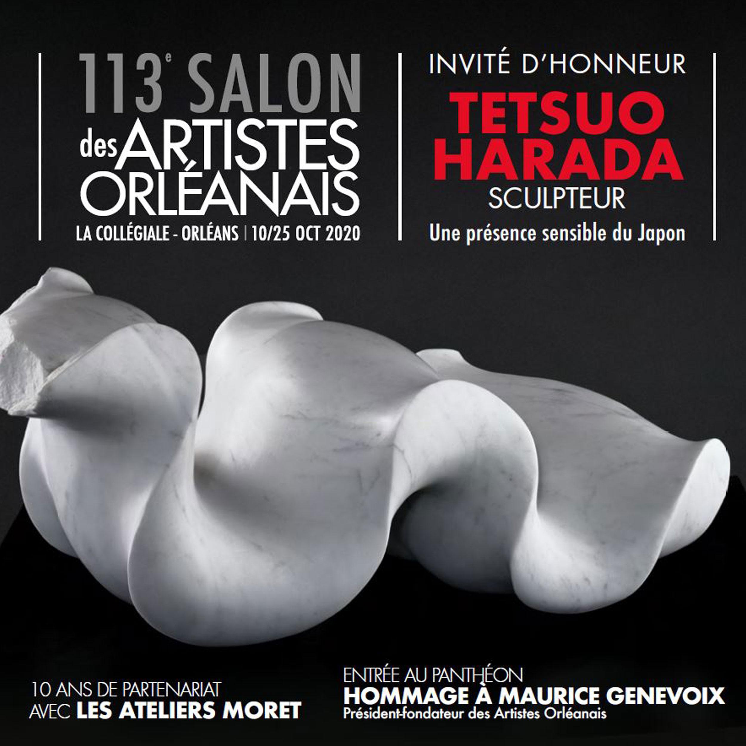 salon des artistes orléanais