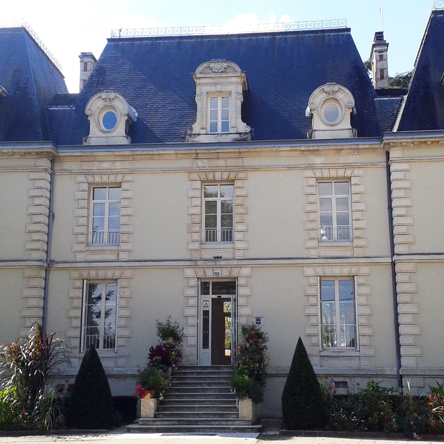 chateau de saint-jean-le-blanc