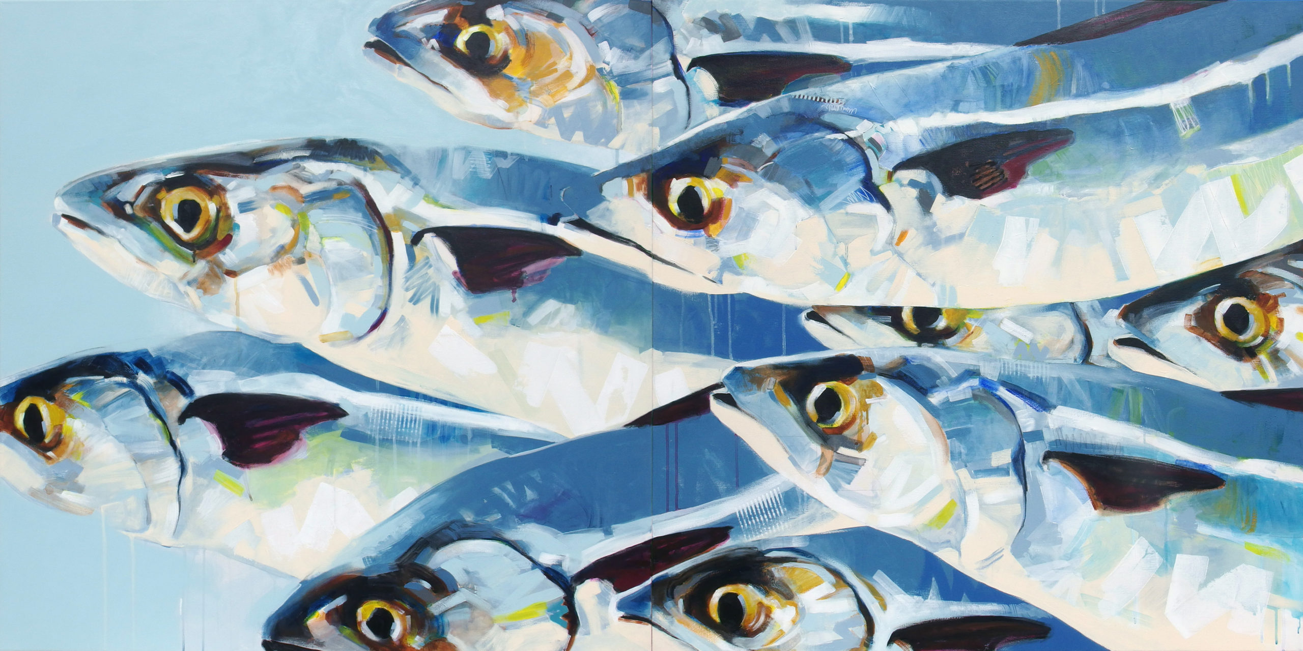 Diptyque Fishes in a hurry