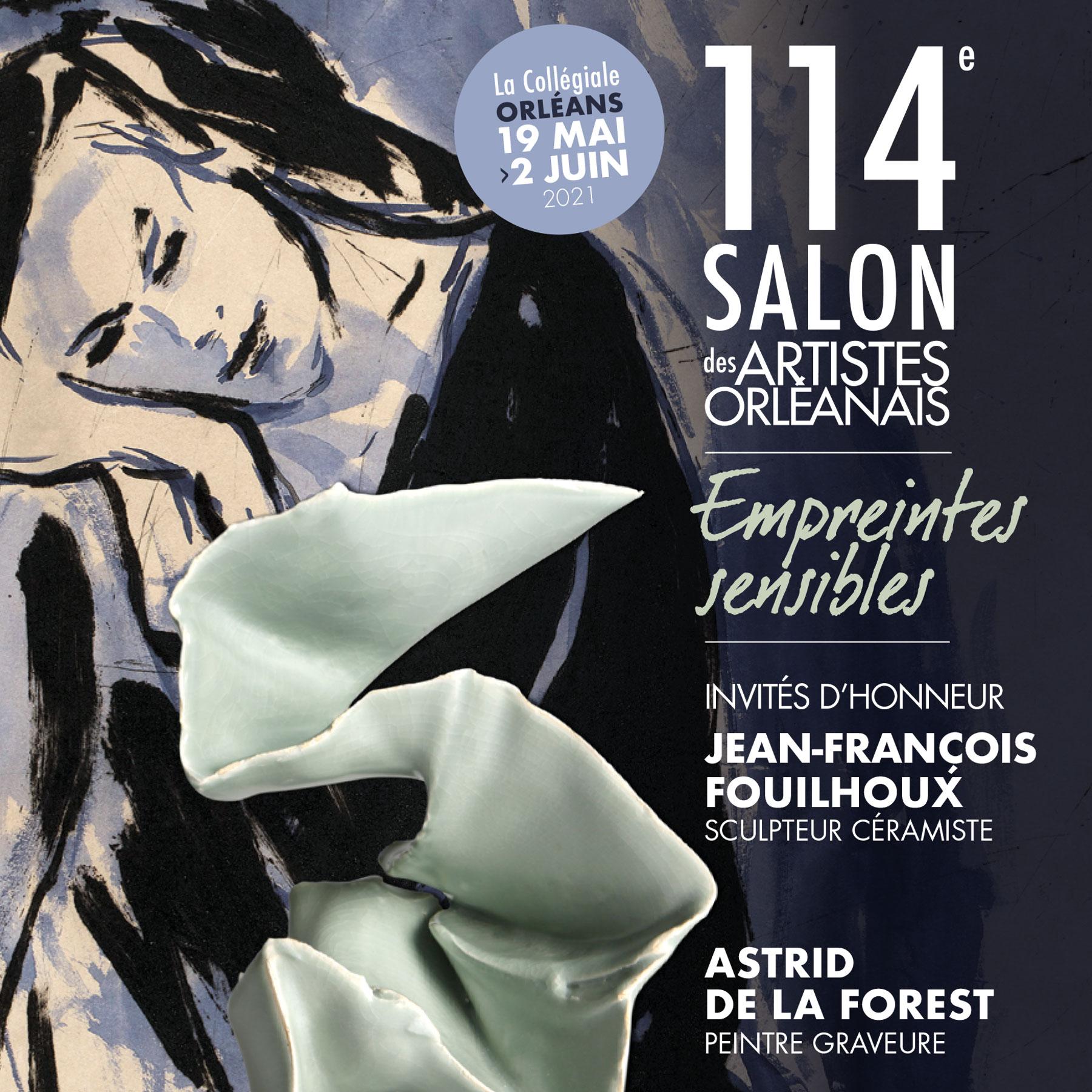 114 eme salon des artistes orléanais